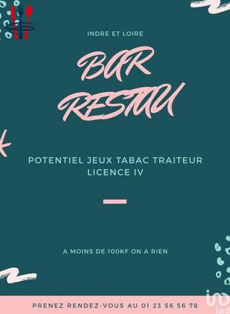 Local bar 250 m²