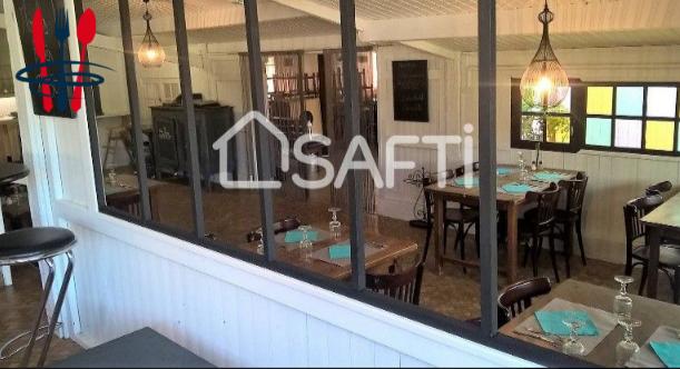 Commerce restaurant 1 290 m²