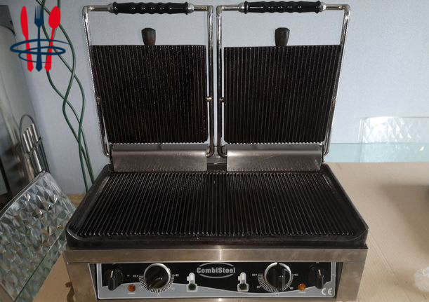 Double Grill toaster combisteel pro 320