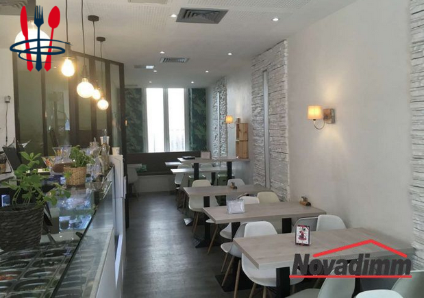 Local restaurant, glacier 100 m²
