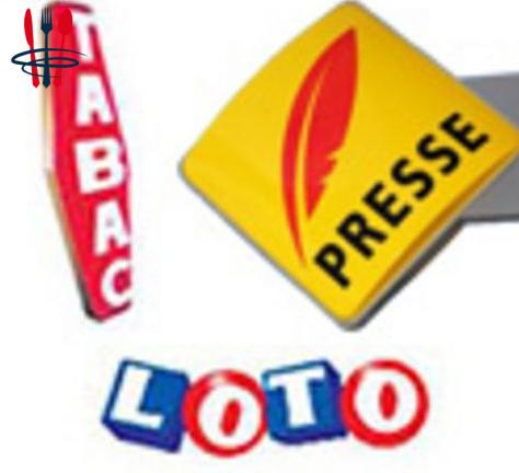 Cafe - tabac - loto - f.D.J. Presse