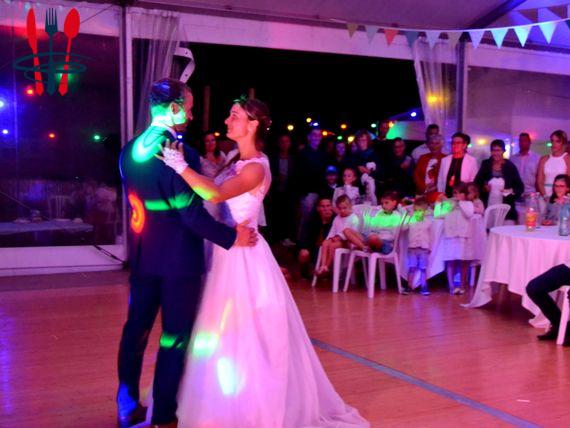 Dj animation lumiere sono mariage anniversaire