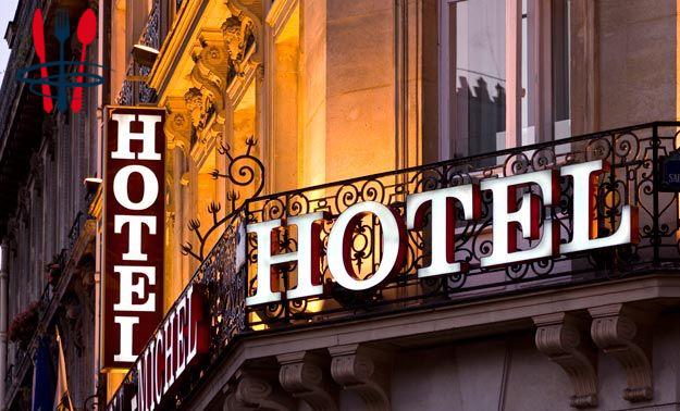 Commerce hôtel 1 020 m²