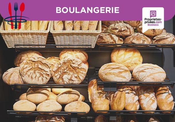 Commerce boulangerie 260 m²