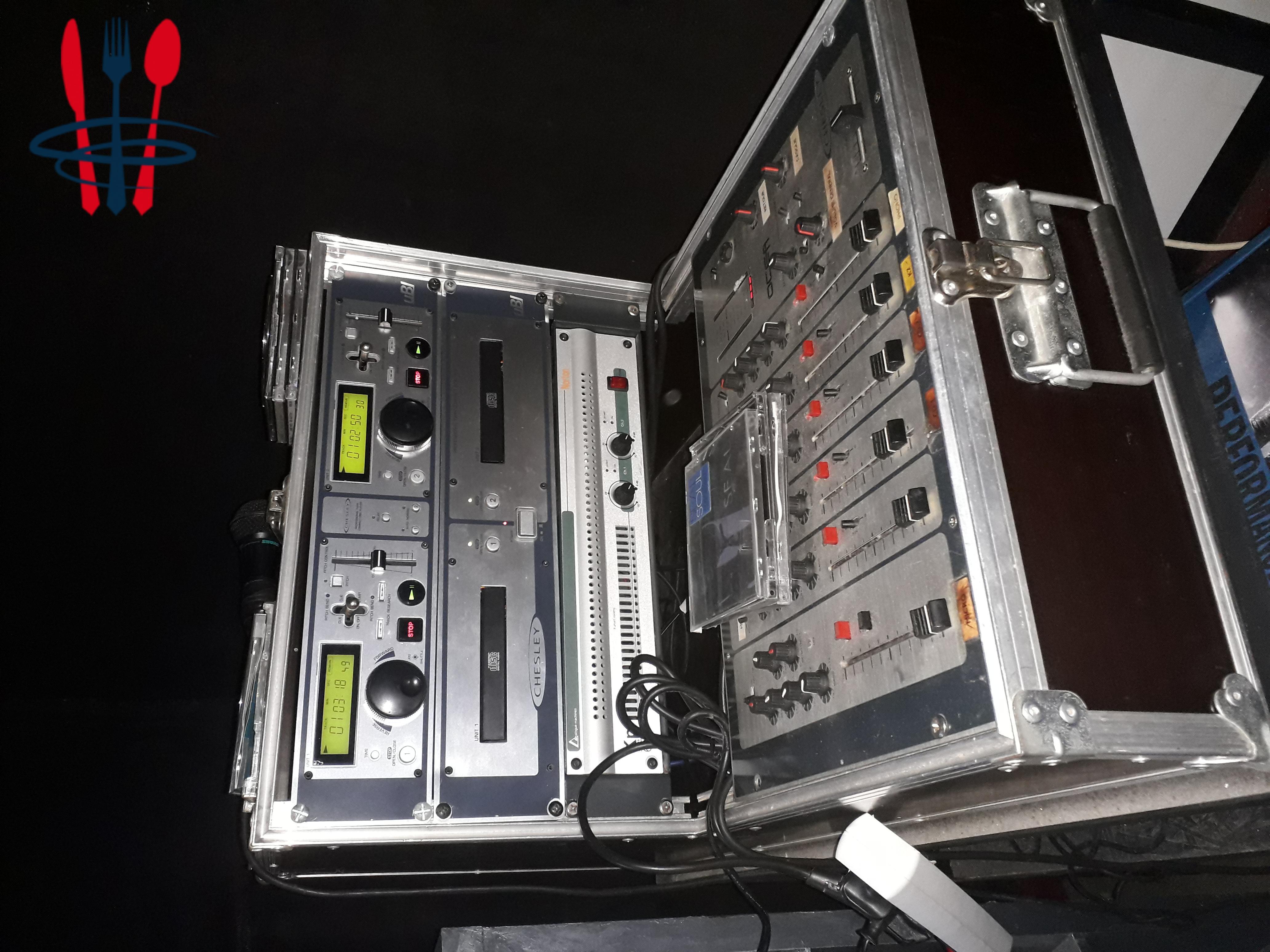 ensemble DJ PRO