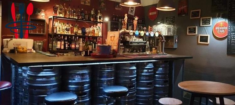 Commerce bar, restaurant 360 m²