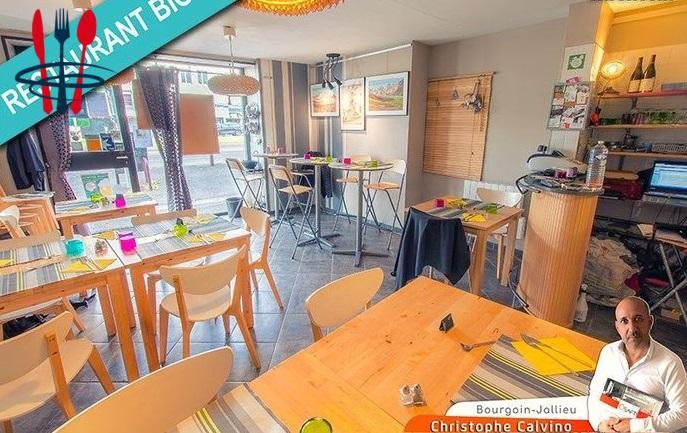 Commerce restaurant 50 m²