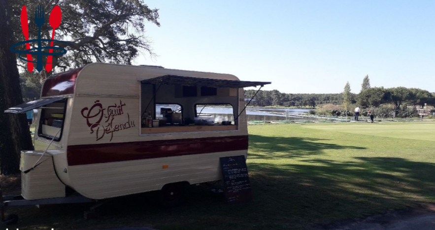 Food truck caravane