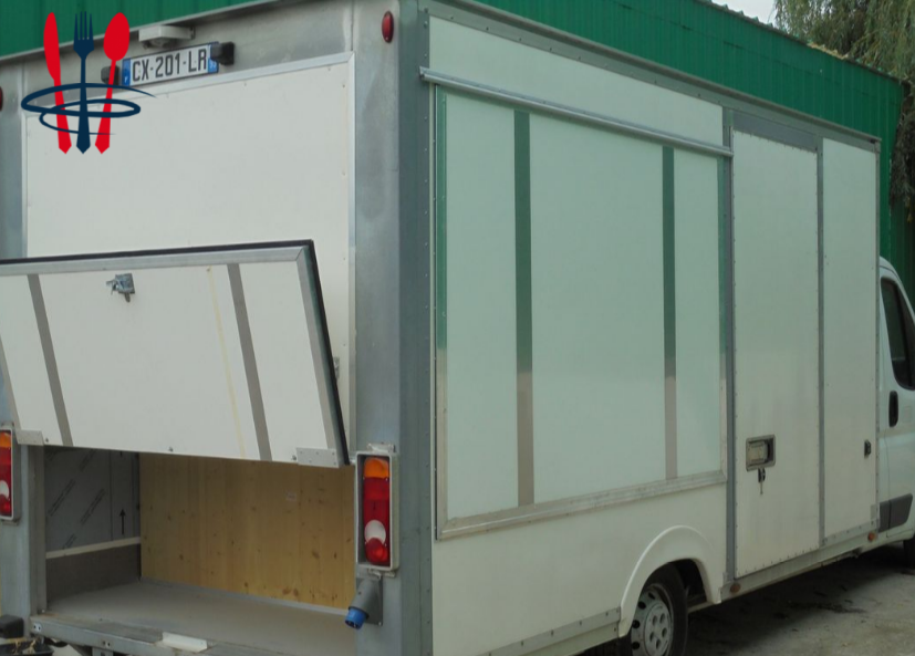 Food truck berger pizza traiteur VASP