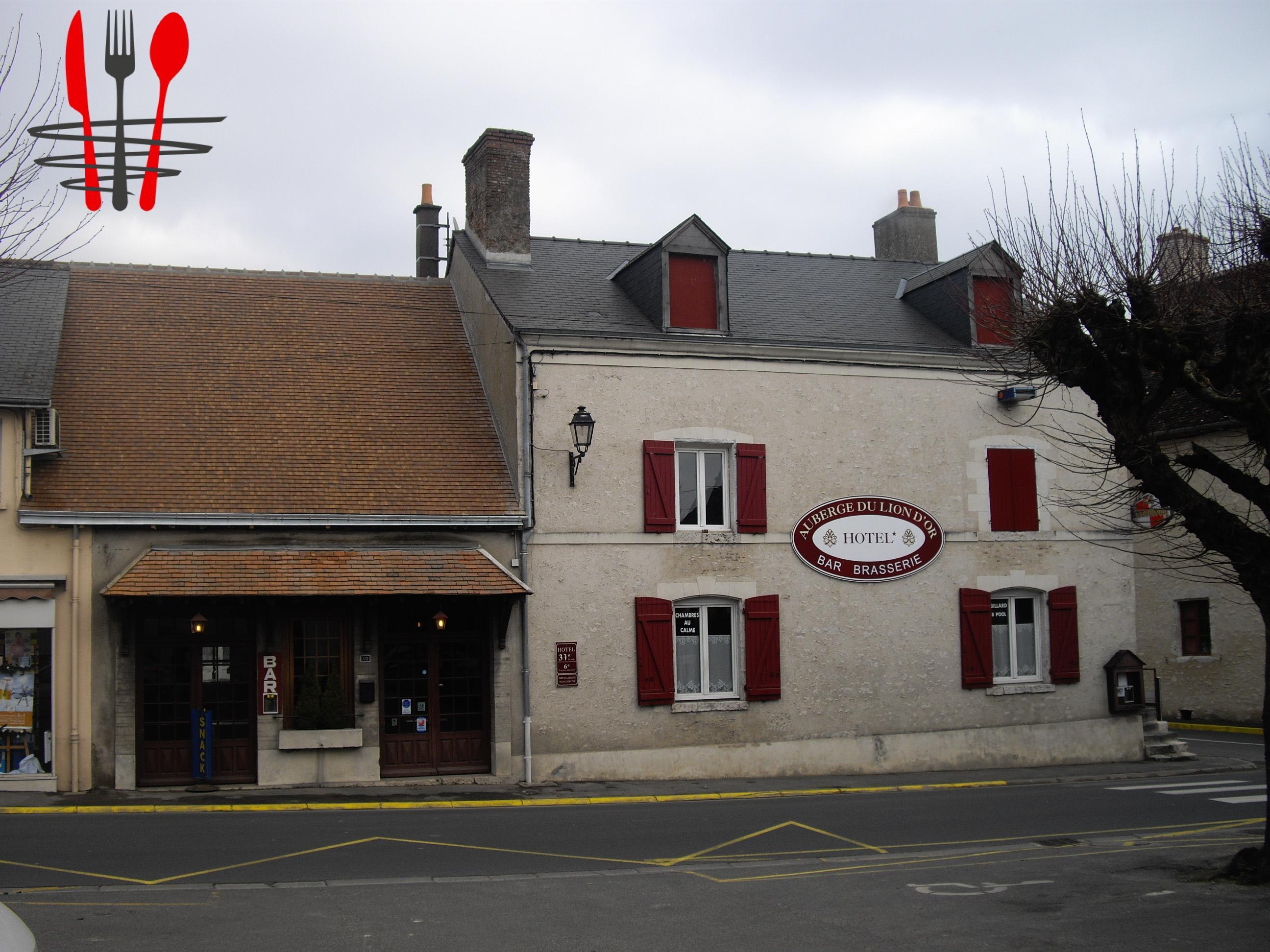 Hôtel, Bar, Brasserie: Murs+fond