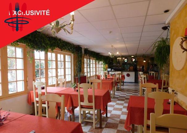 Commerce hôtel, restaurant 438 m²