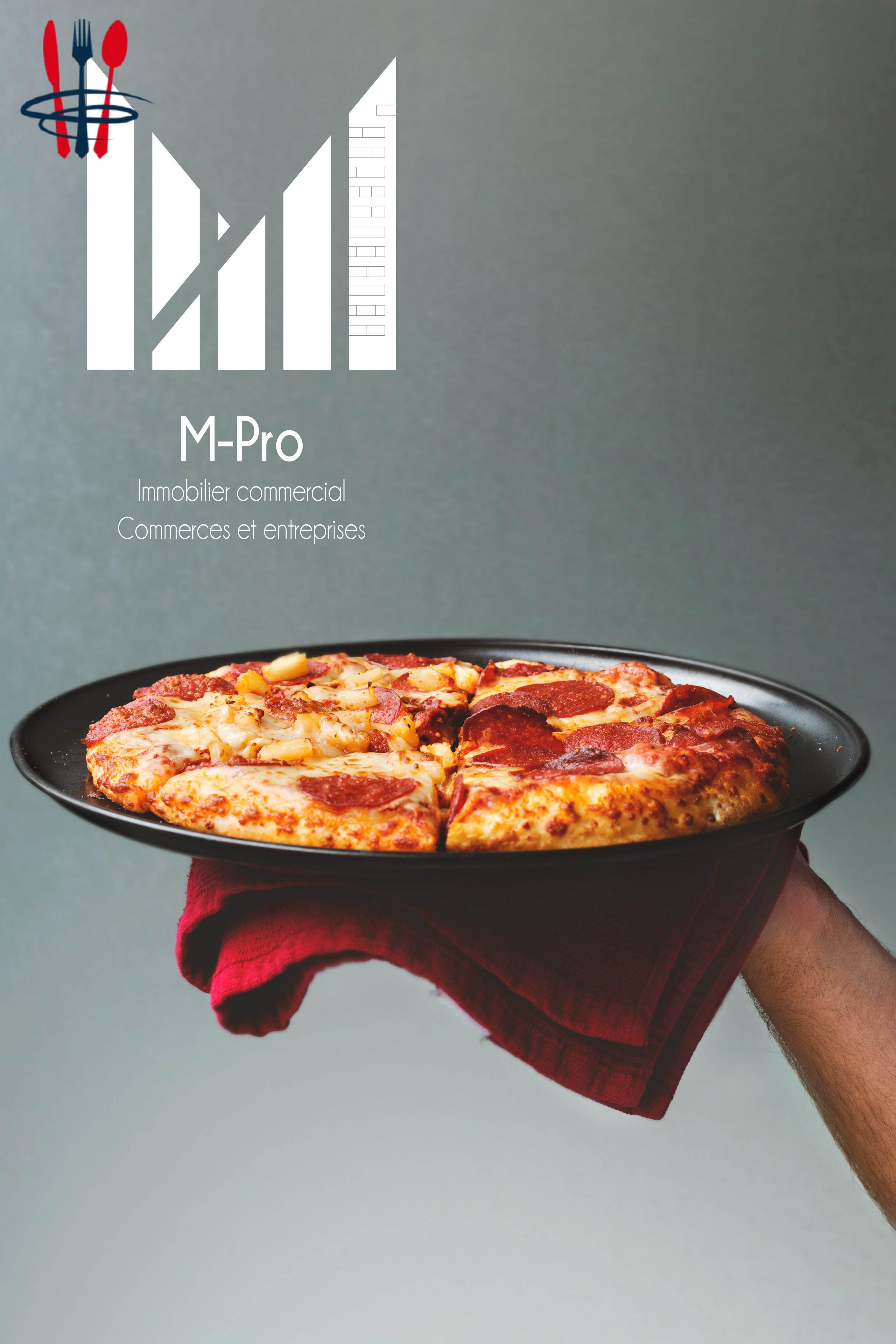 Nord 44 Pizzeria 110 m² parfait état
