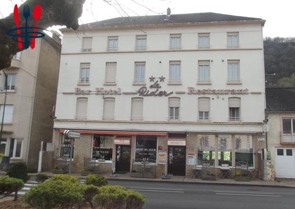 Hôtel*, restaurant, bar, brasserie