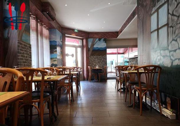Commerce bar, crêperie, pizzeria 100 m²