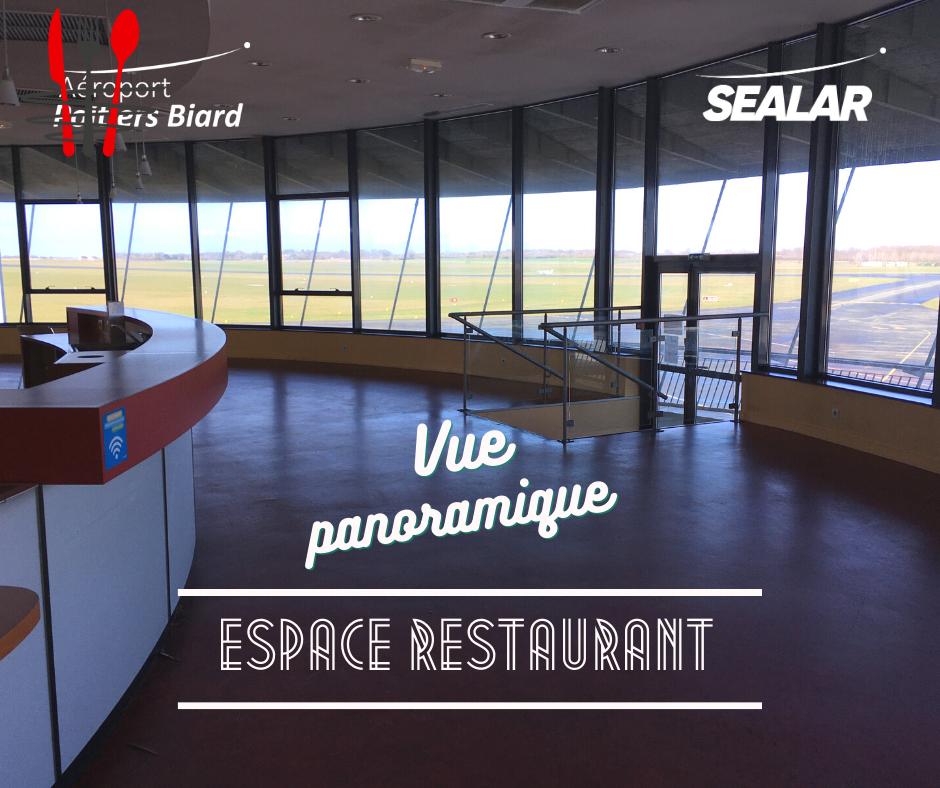 Local Restaurant - Aéroport