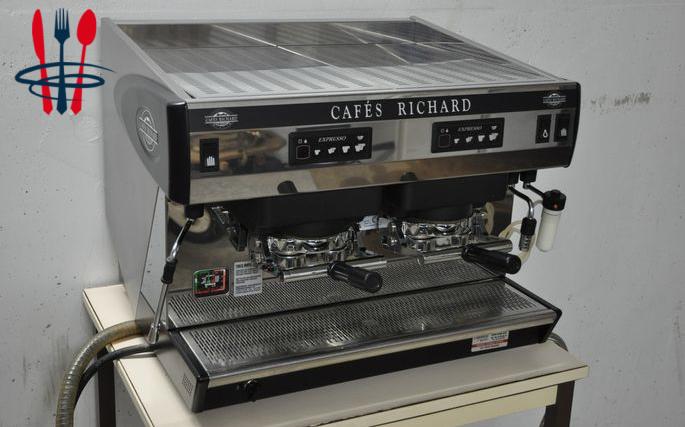 Machine à café pro UNIC - A dosettes - Proche neuf