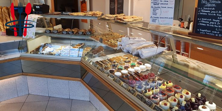 Boulangerie Pâtisserie - emplacement n°1