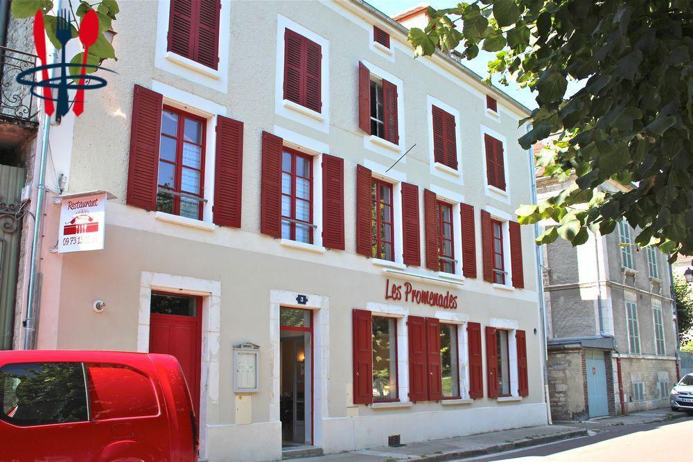 Fond de commerce dans l'Yonne à TONNERRE près de Chablis