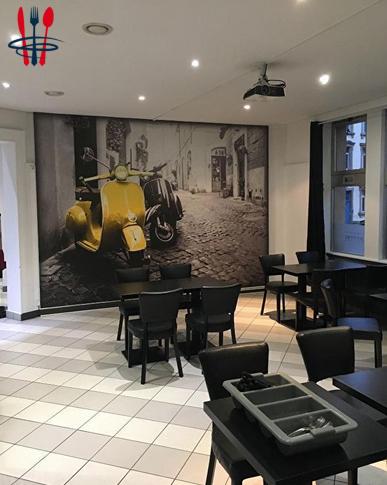 Commerce restaurant, bar 170 m²