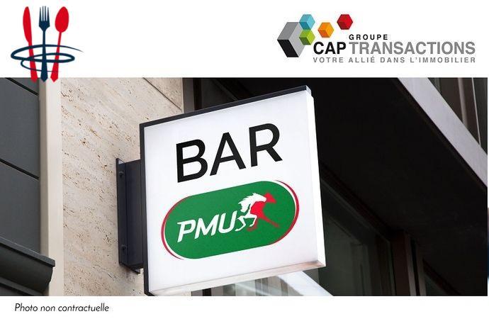 Commerce bar, PMU Rennes
