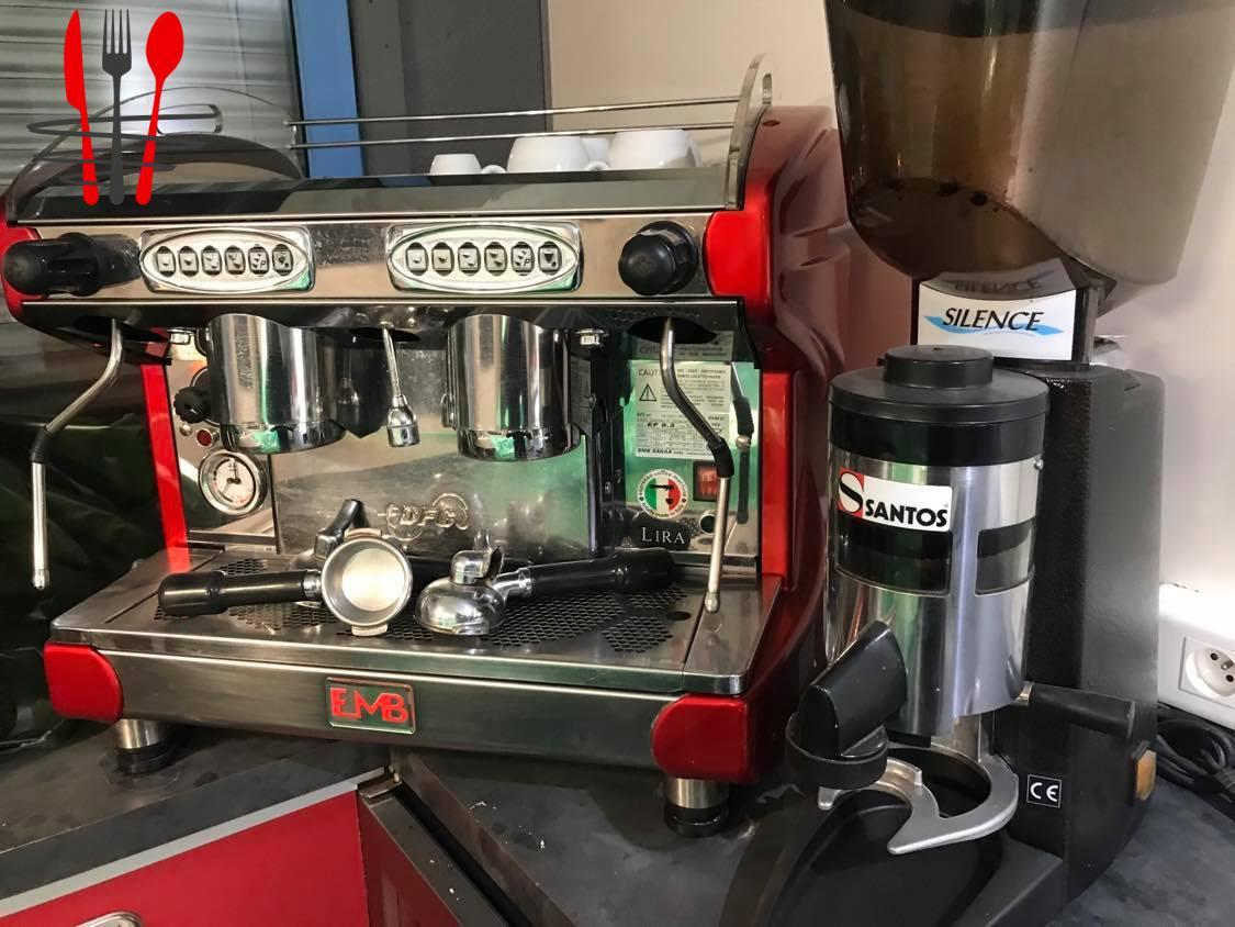 A vendre Machine à café professionnelle EMB