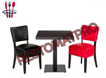 Chaise restaurant professionnel