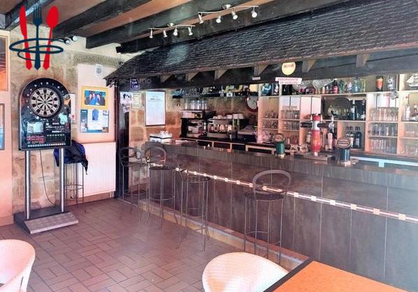 Local bar, restaurant 140 m²