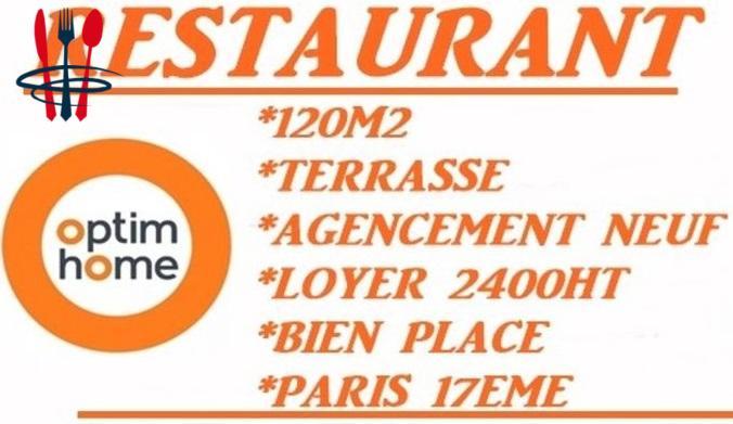 Commerce restaurant, traiteur