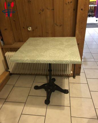 Tables. Bar. Restaurant