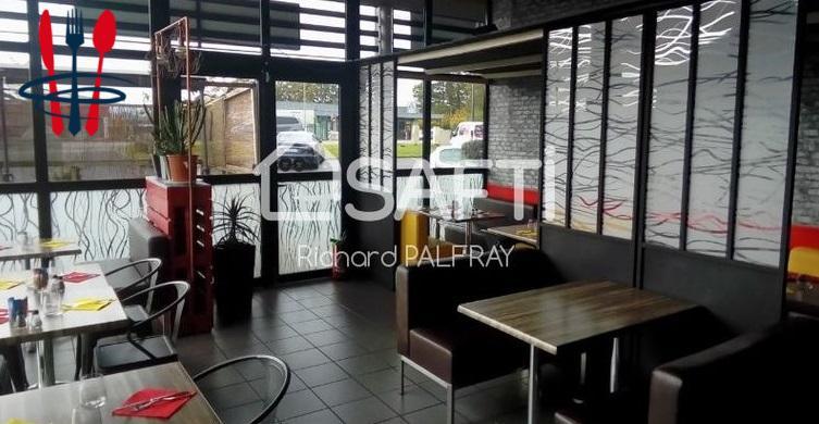 Restaurant 140 m²