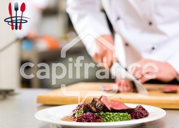 Commerce restaurant 596 m²