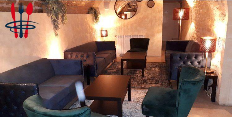 Local bar, restaurant 120 m²