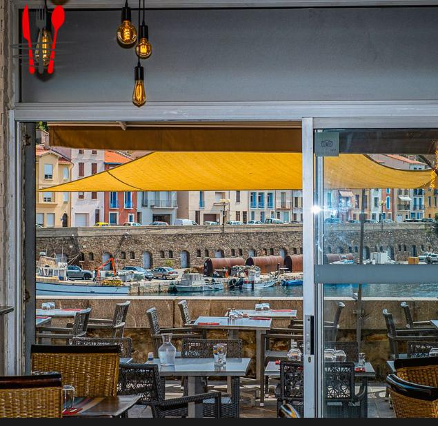 A vendre Restaurant pleine vue mer