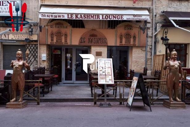 Fond de commerce restaurant vieux port