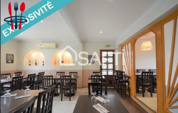 Commerce restaurant 165 m²