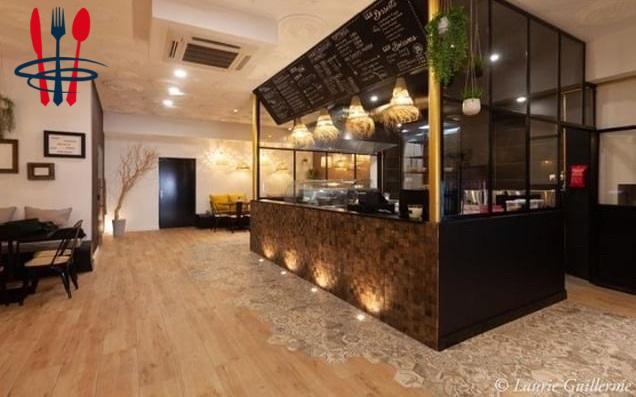 Commerce restaurant Marseille 6ème 200m2