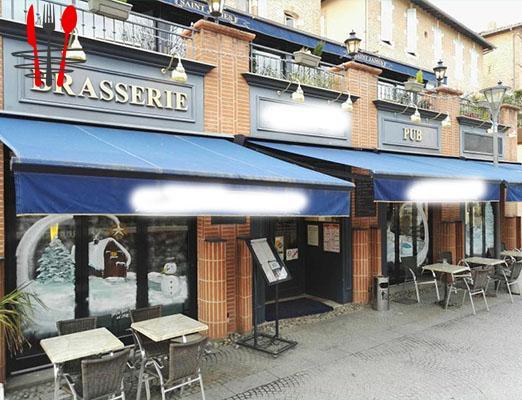 A vendre restaurant brasserie