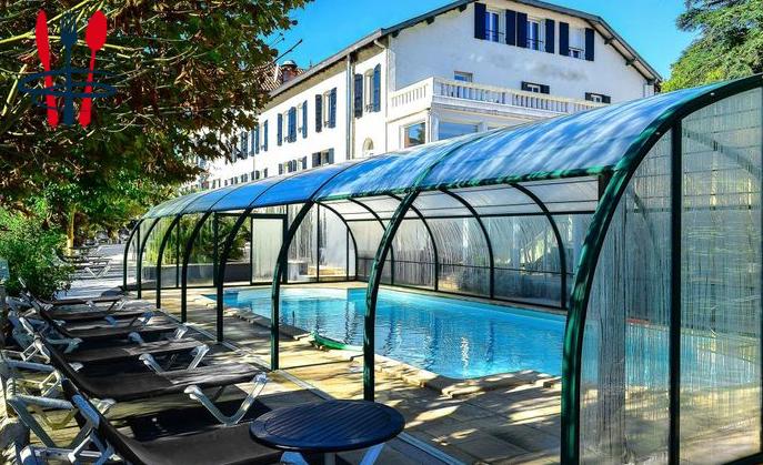 Commerce hôtel, restaurant 1 558 m²