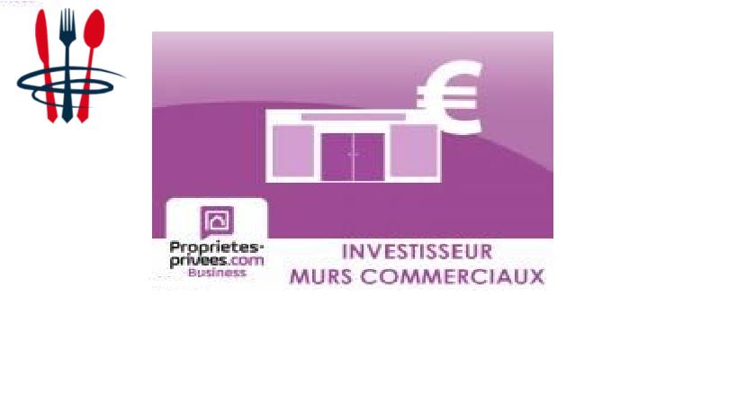Local brasserie 125 m²