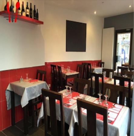 A vendre Restaurant + Murs+ Appartement