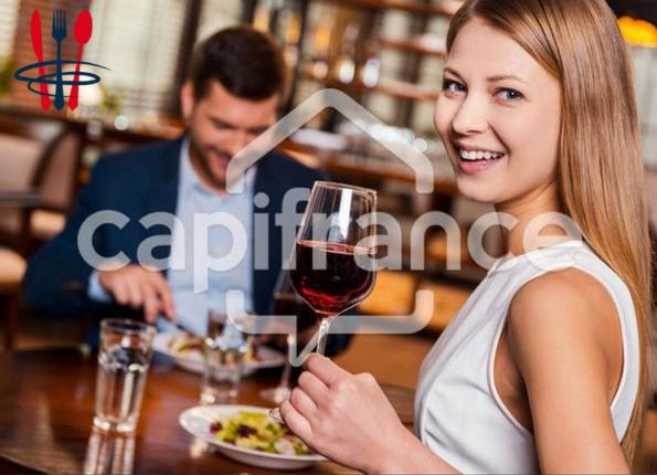 Commerce restaurant, brasserie 170 m²