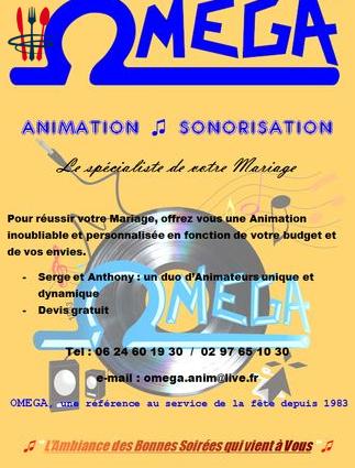 Animation & Sonorisation (Animateur / Dj)