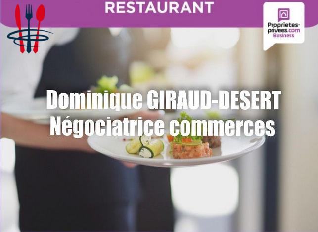 Commerce restaurant 128 m²