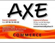 AXE COMMERCE